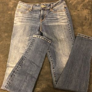 Maurices Mid Wash Jegging Small